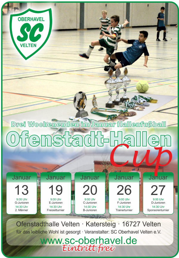 Hallencup 19